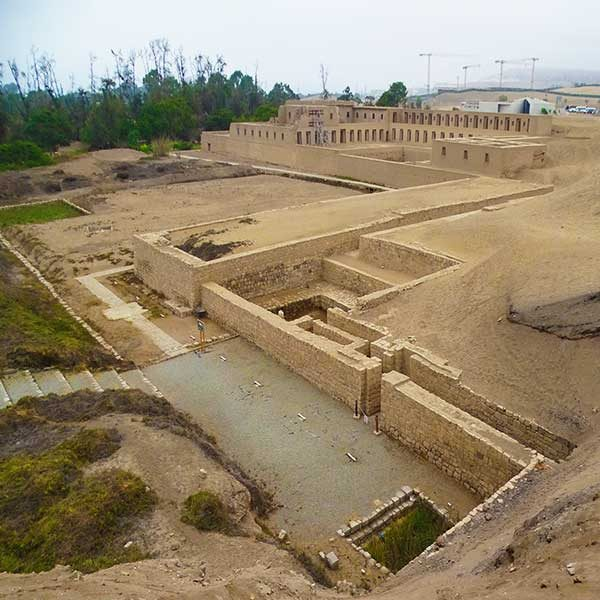 Half Day Tour to Pachacamac Archaeological